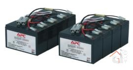 Батарея APC Replacement Battery Cartridge RBC12