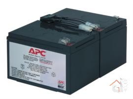 Батарея APC Replacement Battery Cartridge RBC6(аналог)
