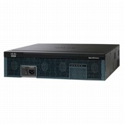Маршрутизатор CISCO2951-V/K9 Cisco 2951 Voice Bundle, PVDM3-32, UC License PAK, FL-CUBE10