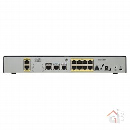Маршрутизатор CISCO891-K9 Cisco 891 GigaE SecRouter