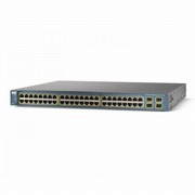 Коммутатор WS-C3560G-48PS-E Catalyst 3560 48 10/100/1000T PoE + 4 SFP + IPS Image
