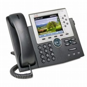 Телефон CP-7965G= Cisco UC Phone 7965, Gig Ethernet, Color, spare