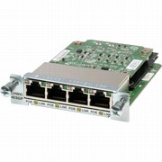 Модуль EHWIC-4ESG= Four port 10/100/1000 Ethernet switch interface card