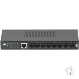 Терминальный сервер Digi PortServer TS 8 port 48Vdc  RJ-45 Serial to Ethernet Terminal Server