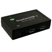 Концентратор Digi AnywhereUSB 2 port USB over IP Hub