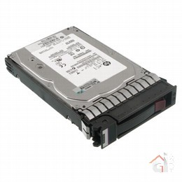 Жесткий диск HP 450GB 6G SAS 15K 3.5in Dp ENT HDD