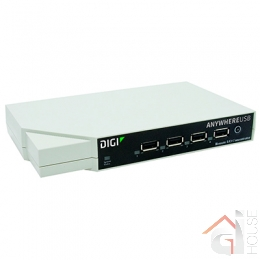 Концентратор Digi AnywhereUSB 5 port with Multi-host Connections (AW-USB-5M)